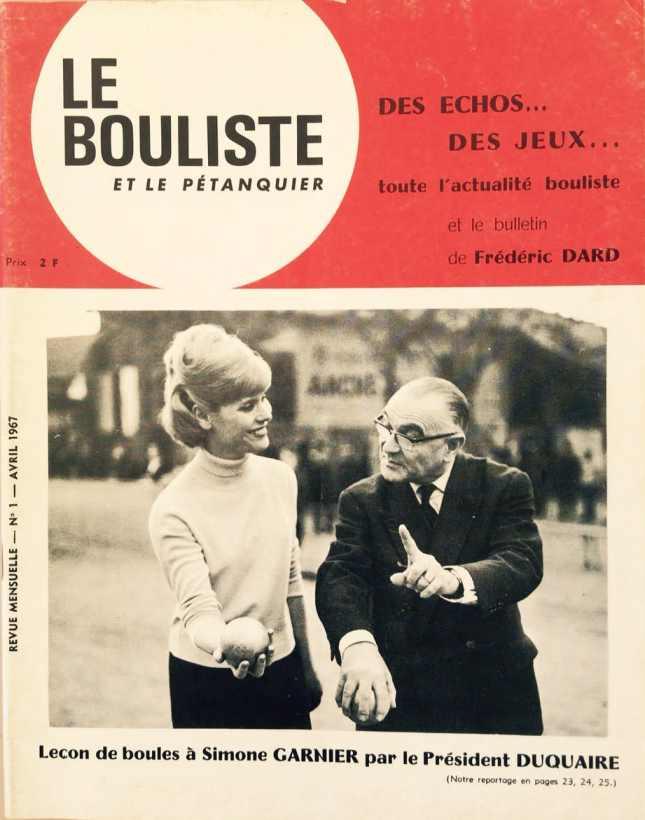 Le Bouliste n°1