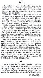 Le mois à Lyon 7ème année n°1 article