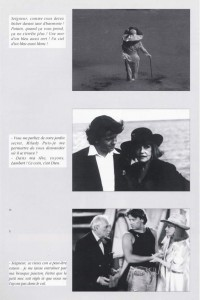 Dossier presse la vieille qui marchait dans la mer photos film