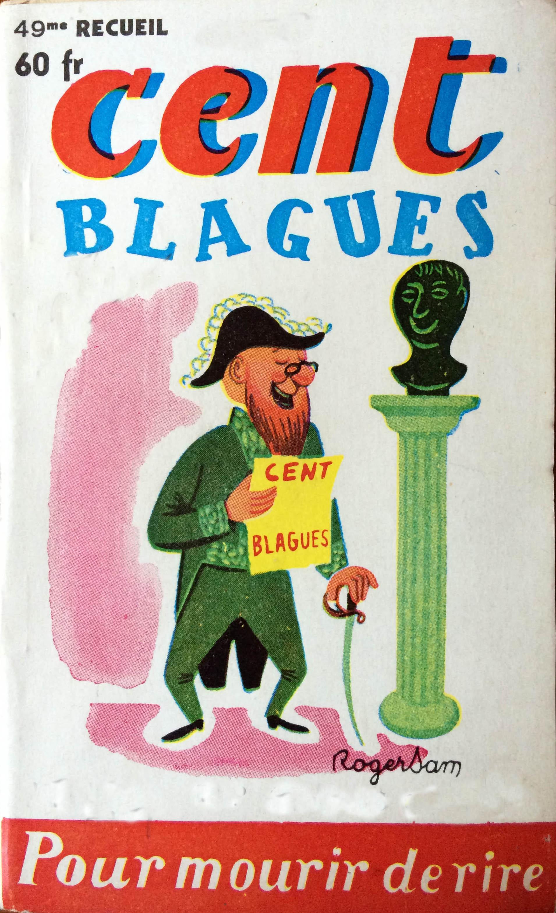 Cent Blagues n°49