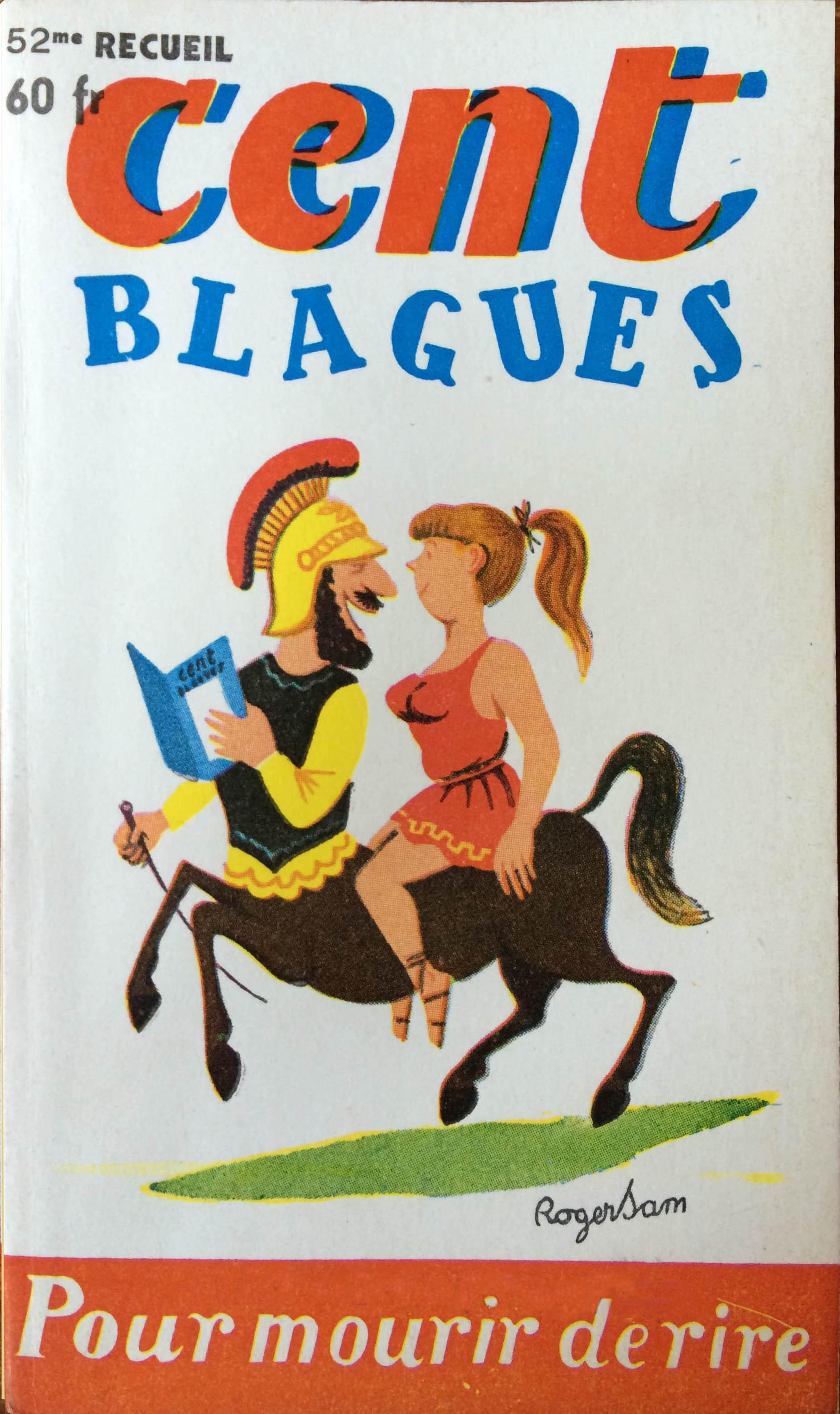 Cent Blagues n°52