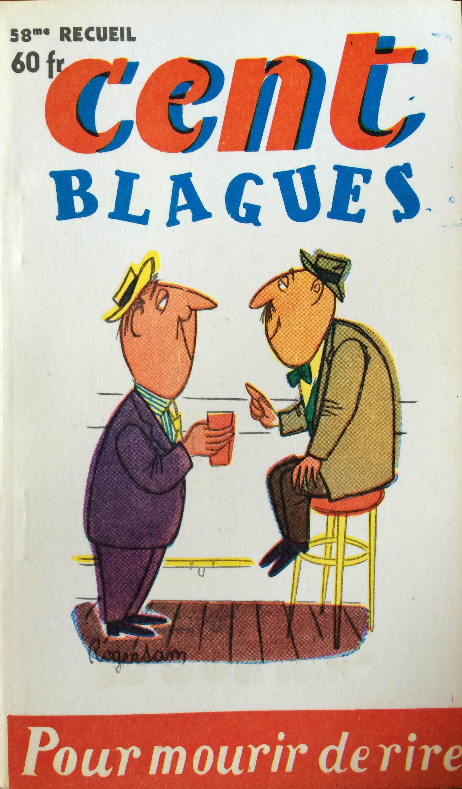 Cent Blagues n°58