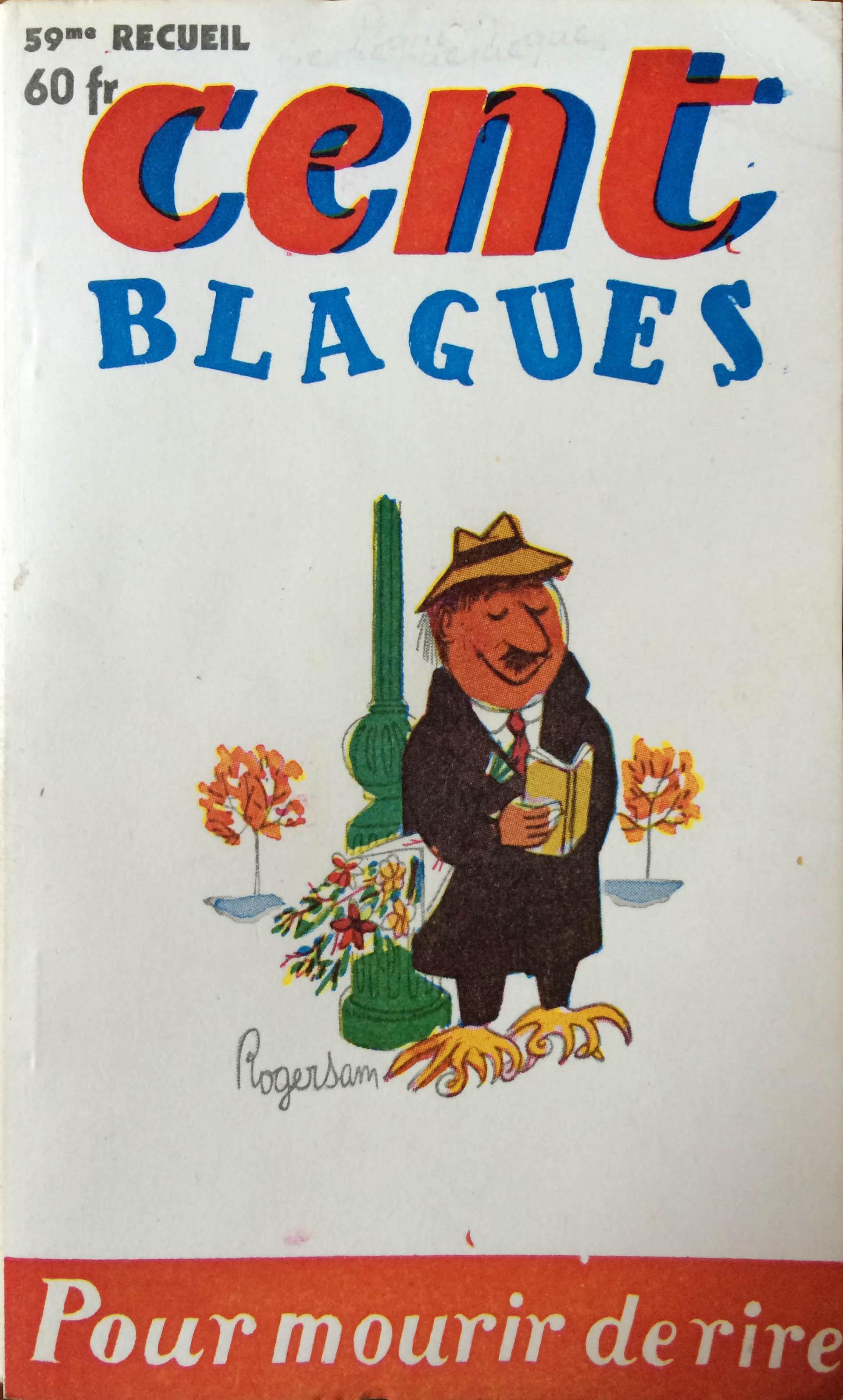 Cent Blagues n°59