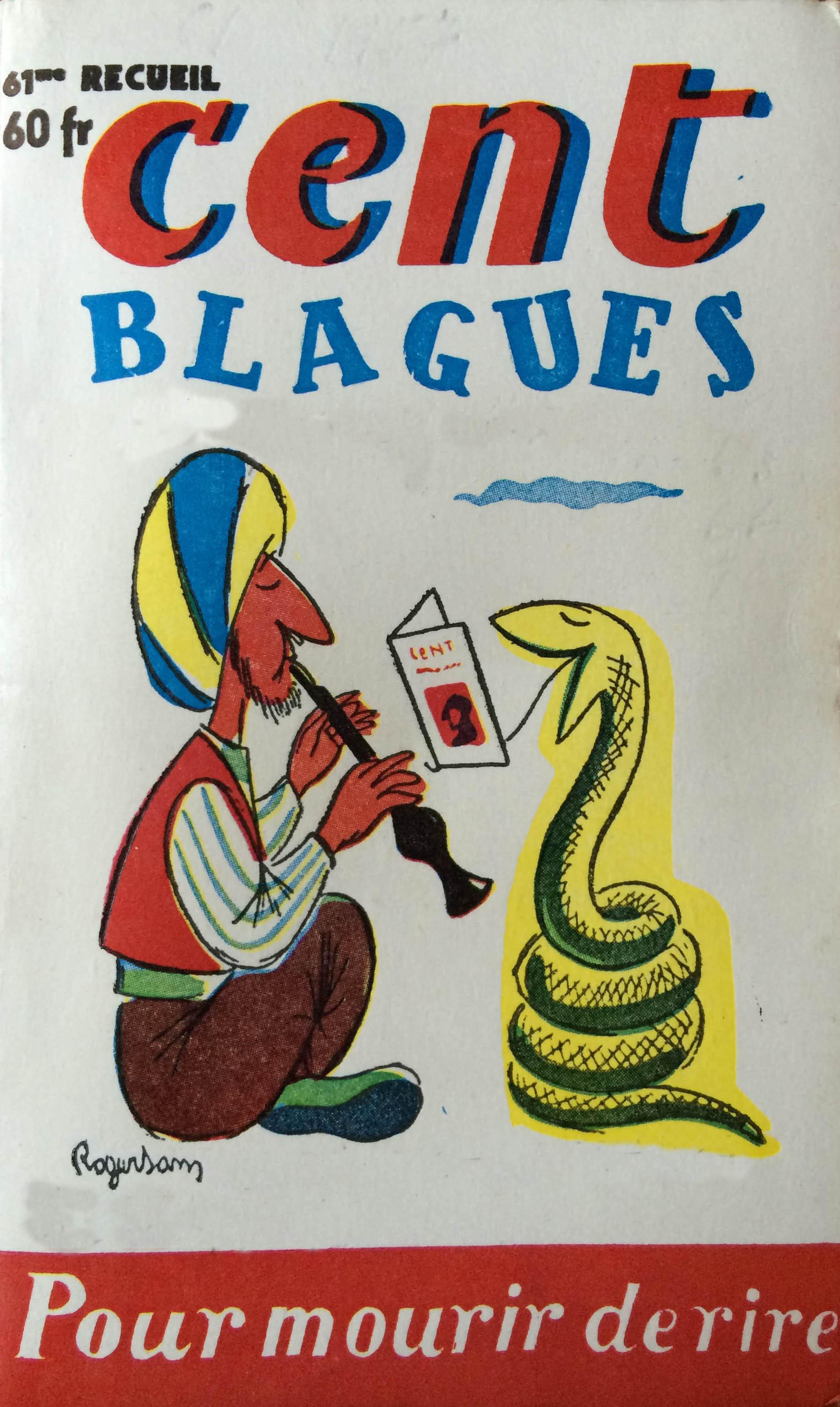 Cent Blagues n°61