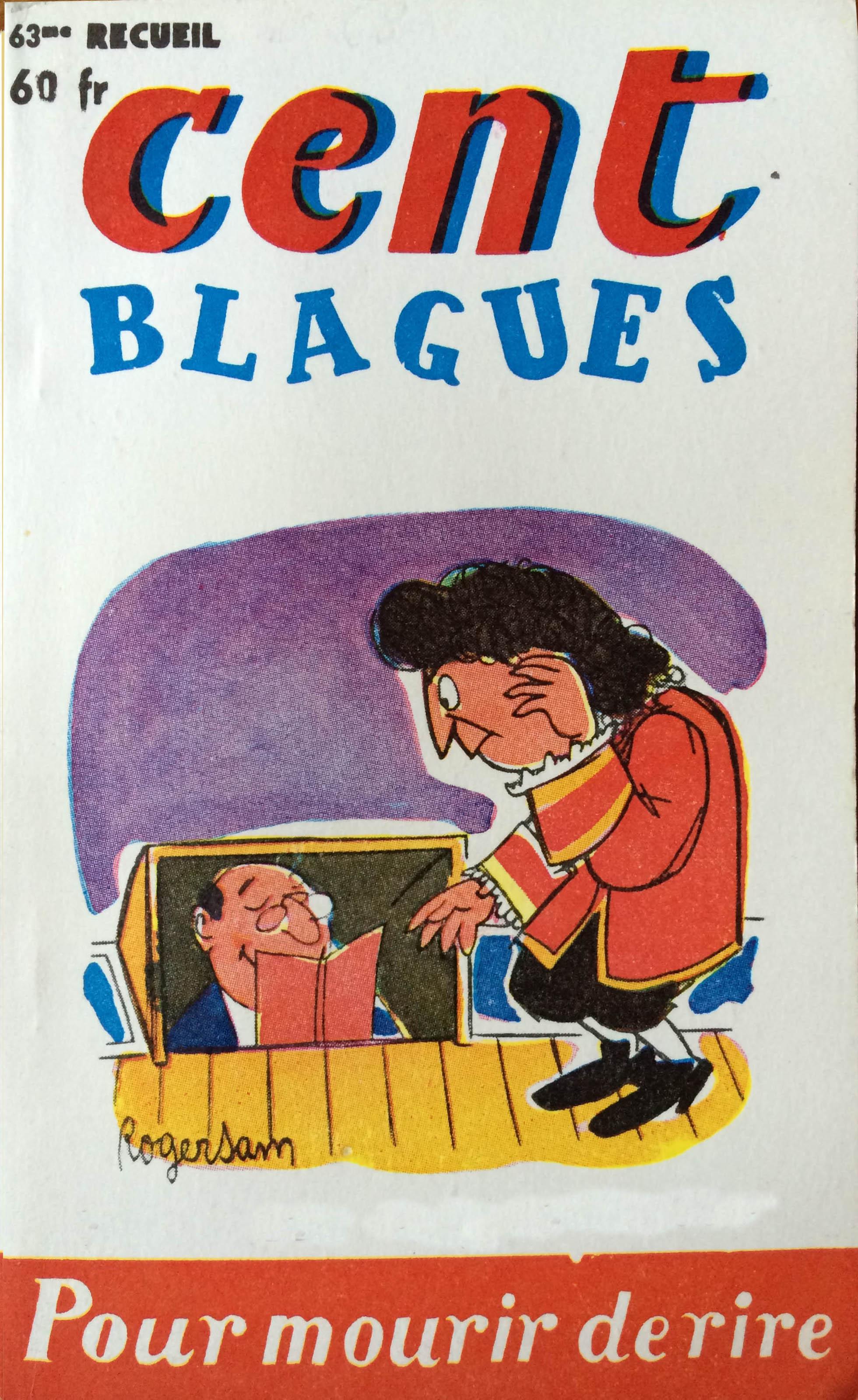 Cent Blagues n°63