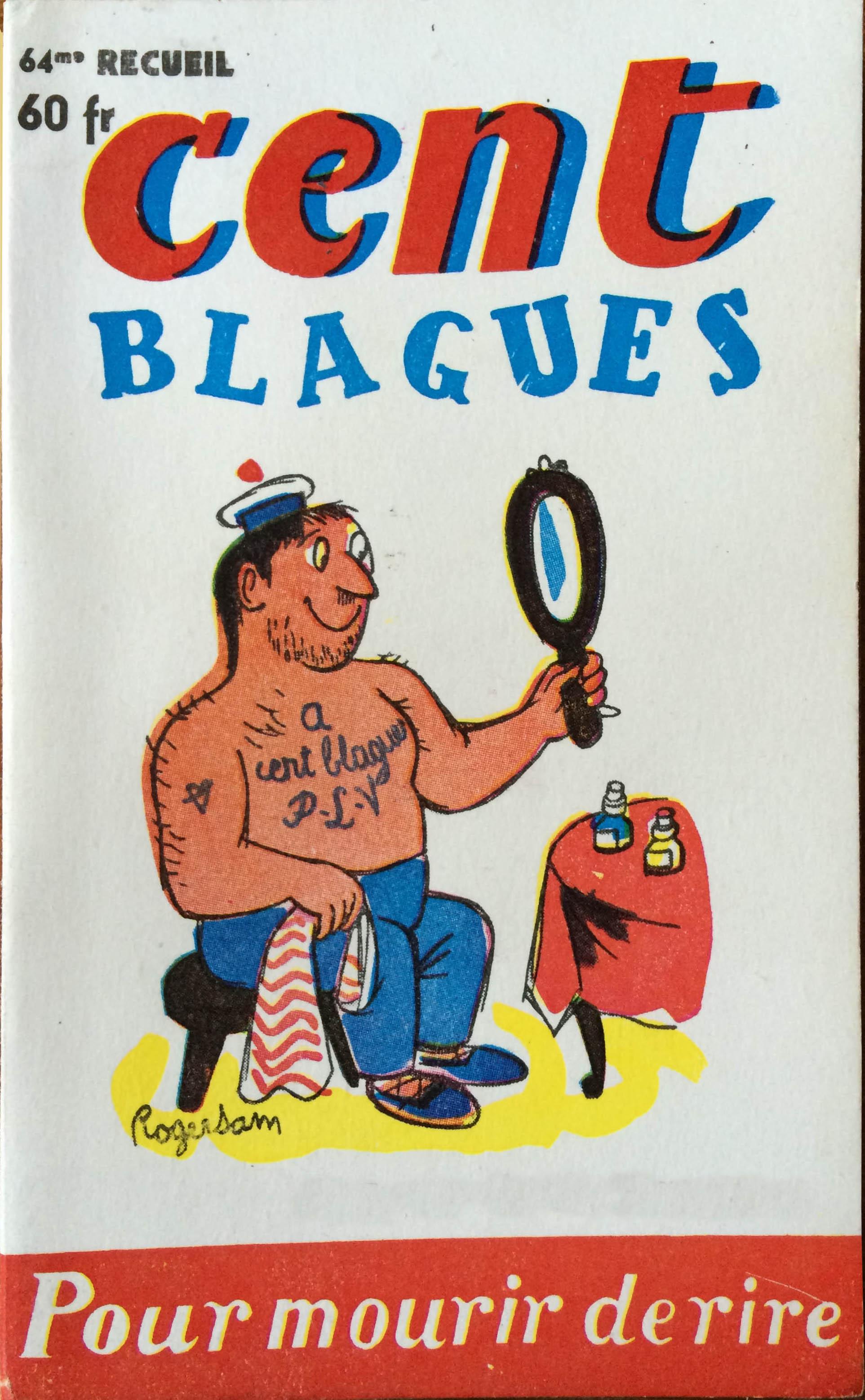 Cent Blagues n°64