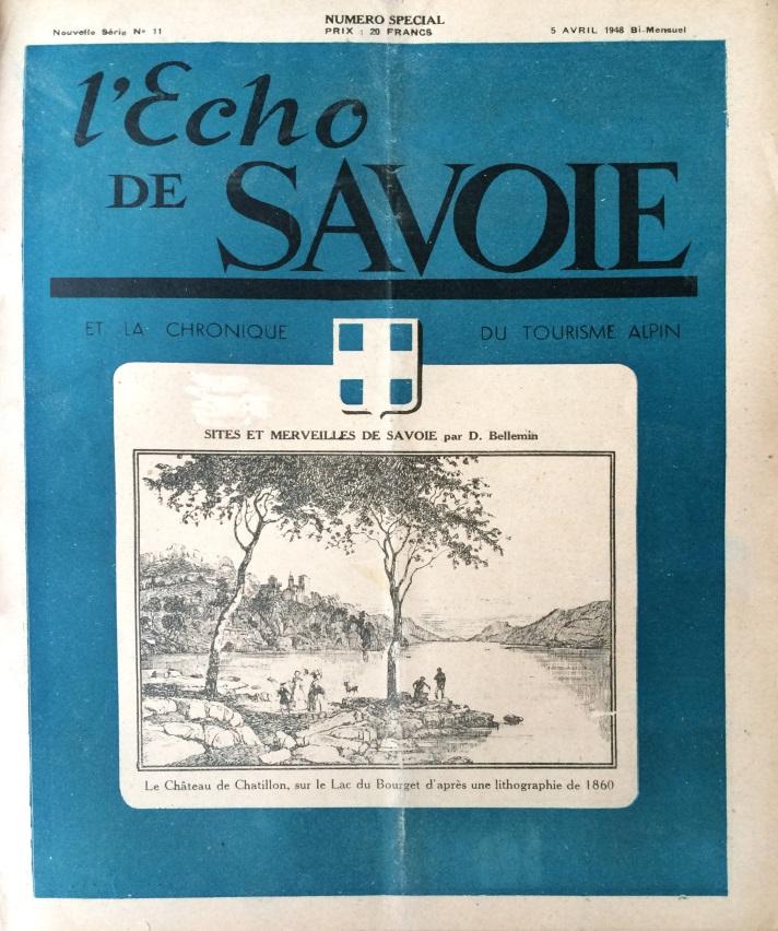 L'Echo de Savoie n°11