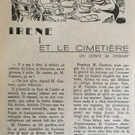 L'Omnibus n°12 Irène et le cimetière