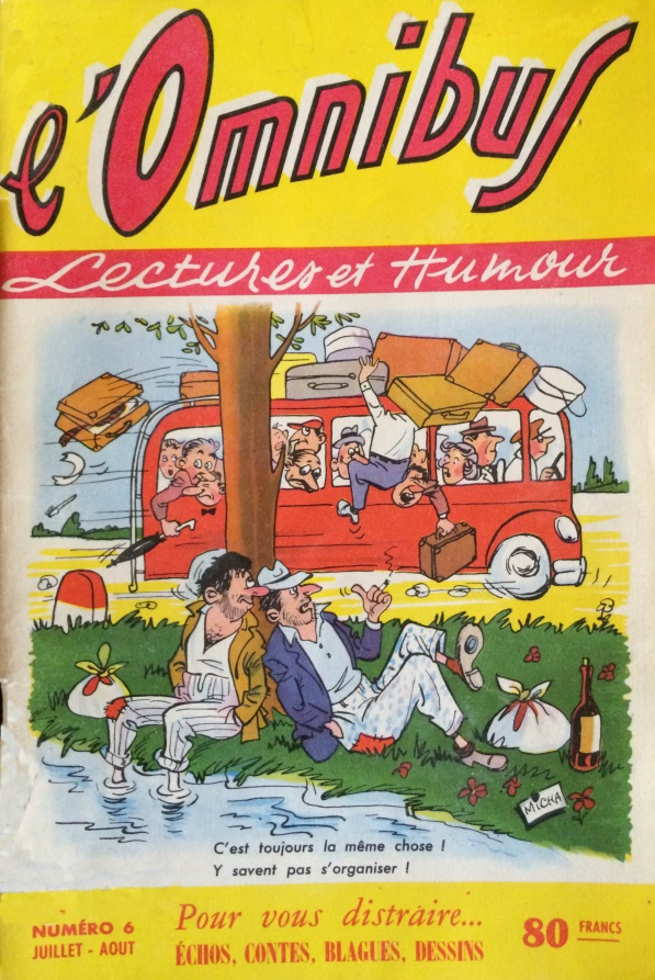 L'Omnibus n°6
