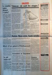 La Suisse 81ème année, n°358 back