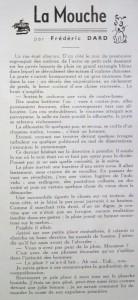 L'An 40 n°12 texte Dard La Mouche