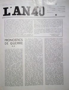 L'An 40 n°7