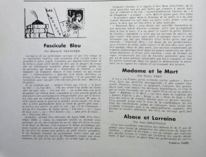 L'An 40 n°6 page 2 - Articles F. Dard