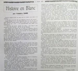 Le Mois à Lyon octobre 1940 an 40 page 2