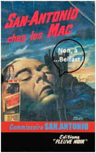 San-Antonio à Belfast