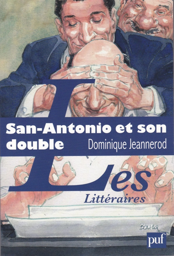 San-Antonio et son double