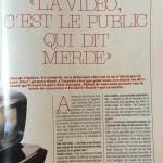 Télé-Ciné-Vidéo  interview 1
