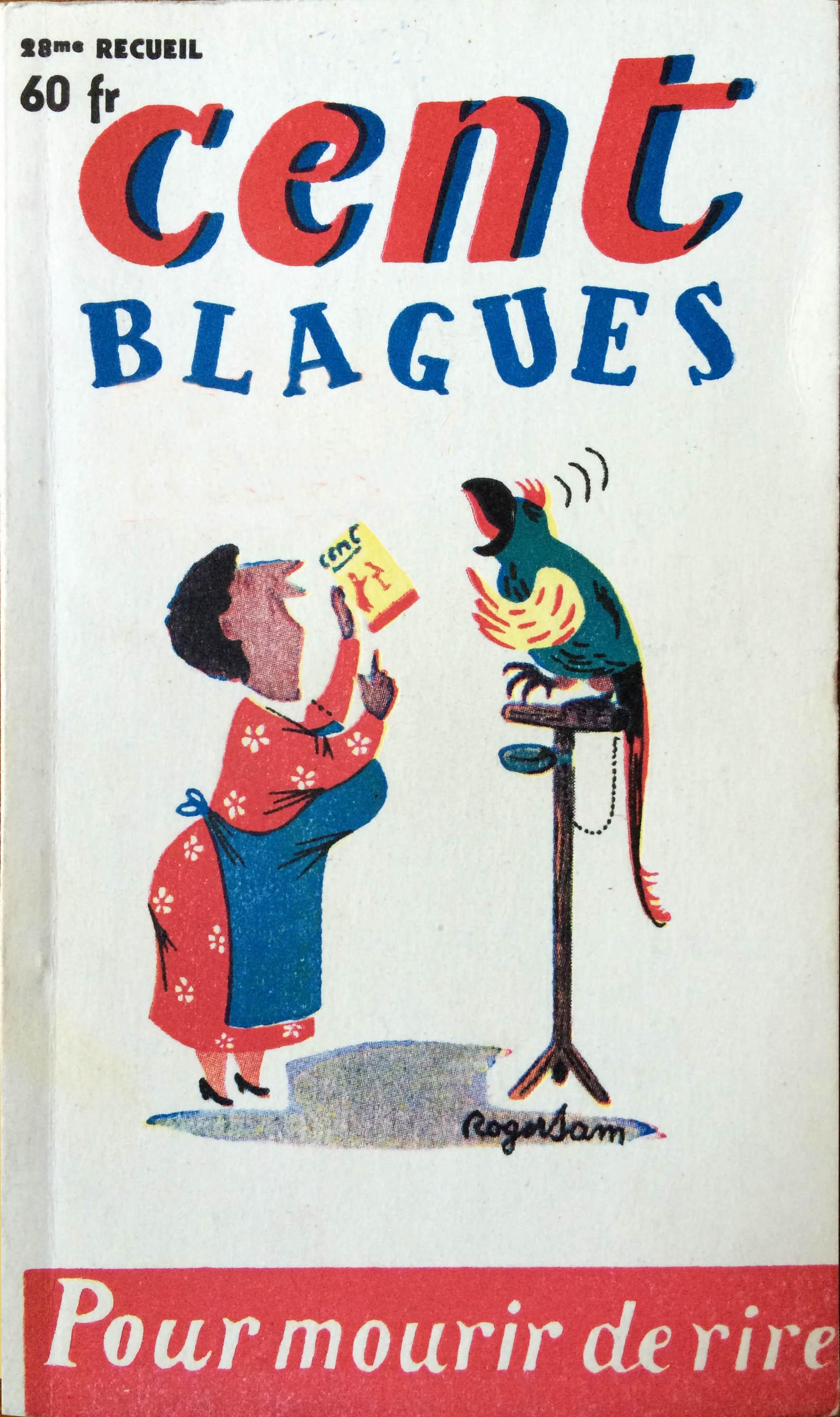 Cent Blagues n°28