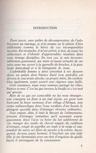 Journal secret d'un célibataire gourmand préface San-Antonio