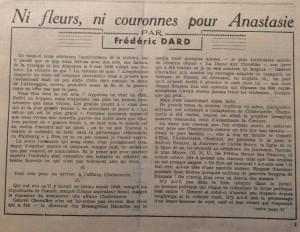L'Echo de Savoie n°14 éditorial (2)