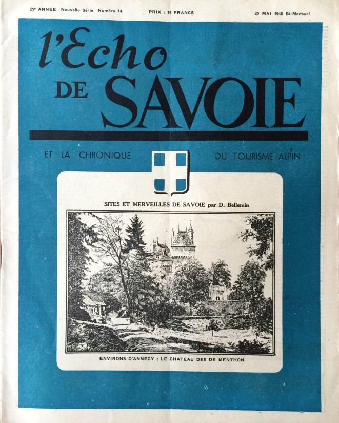 L'Echo de Savoie n°14