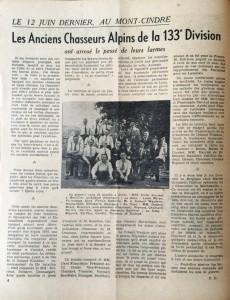 L'Echo de Savoie n°17 texte Dard