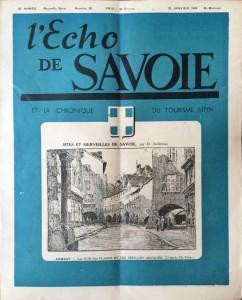 L'Echo de Savoie n°28