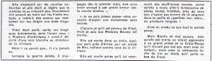 L'Echo de Savoie n°30 fin de l'histoire en blanc