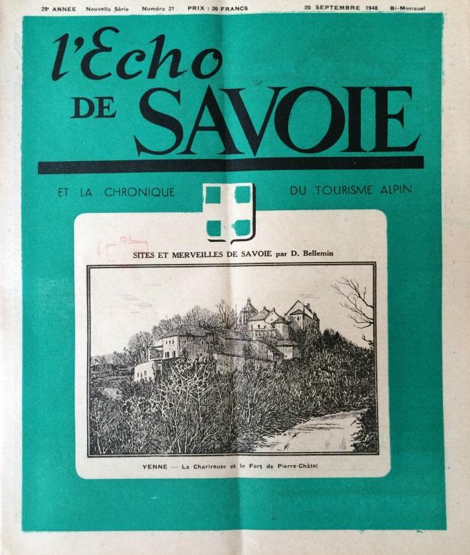 L'Echo de Savoie n°21