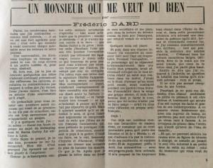 L'Echo de savoie n°22 editorial