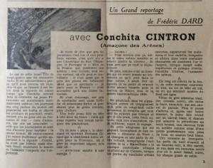 L'Echo de savoie n°23 éditorial