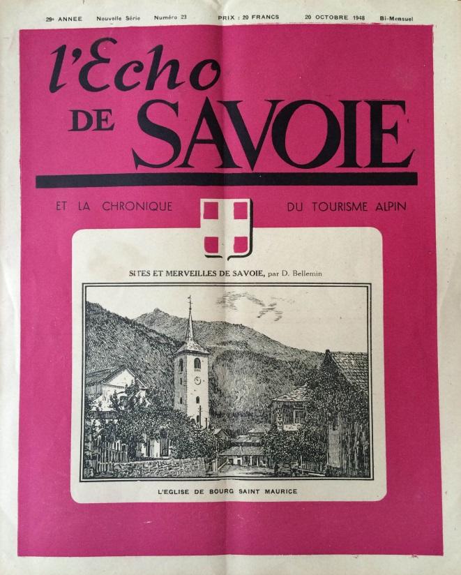 L'Echo de Savoie n°23