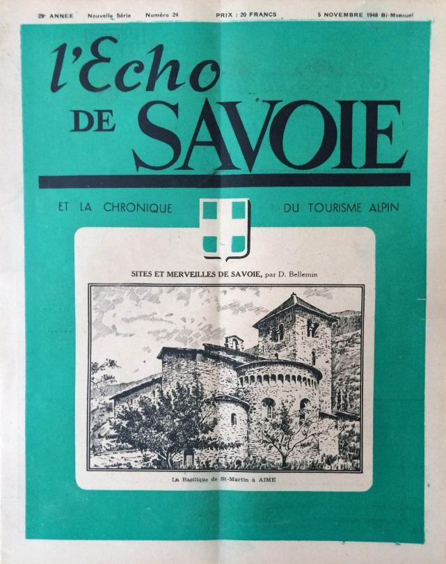 L'Echo de Savoie n°24