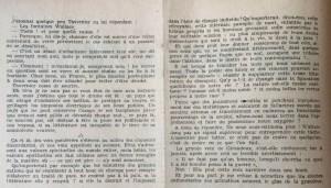 L'Echo de Savoie n°25 éditorial suite.