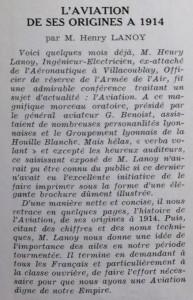 Le Mois à Lyon août 1939 critique Dard