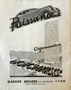 Le Mois à Lyon décembre 1938 back