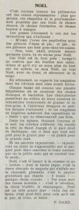 Le Mois à Lyon décembre 1938 texte Dard
