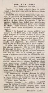 Le Mois à Lyon décembre 1940 article F. Dard