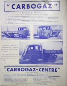 Le Mois à Lyon décembre 1940 back