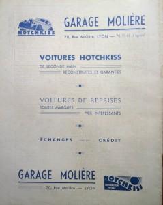 Le Mois à Lyon février 1940 back
