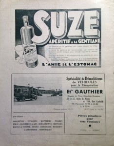 Le Mois à Lyon janvier 1940 back