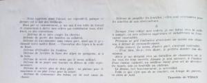 Le Mois à Lyon juillet 1940 éditorial suite