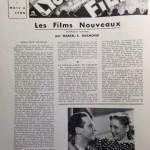 Le Mois à Lyon juin 1939- supplément cinématographique