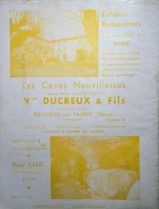 Le Mois à Lyon octobre 1940 back
