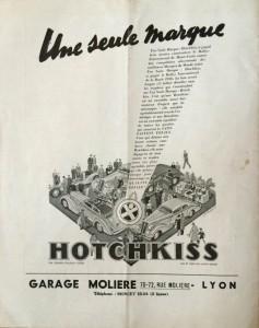 Le Mois à lyon avril 1939 back