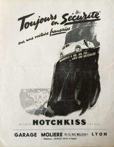 Le Mois à lyon février 1939 back