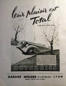 Le Mois à Lyon mai 1939 back