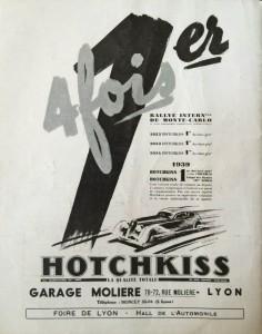 Le Mois à lyon mars 1939 back