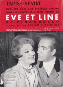 Paris-Théâtre n°195 back