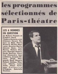 Paris-Théâtre n°195 intérieur 1